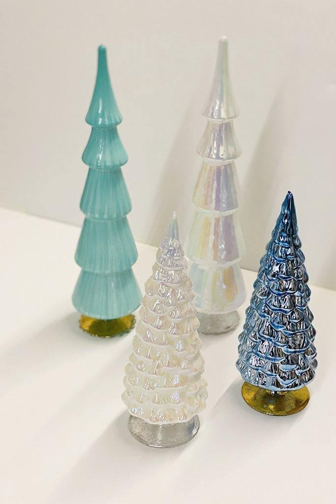 Large Glass Trees - Multiple Colors by Cody Foster & Co - A. CHENG
