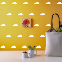 Cloud Wall Art Stickers