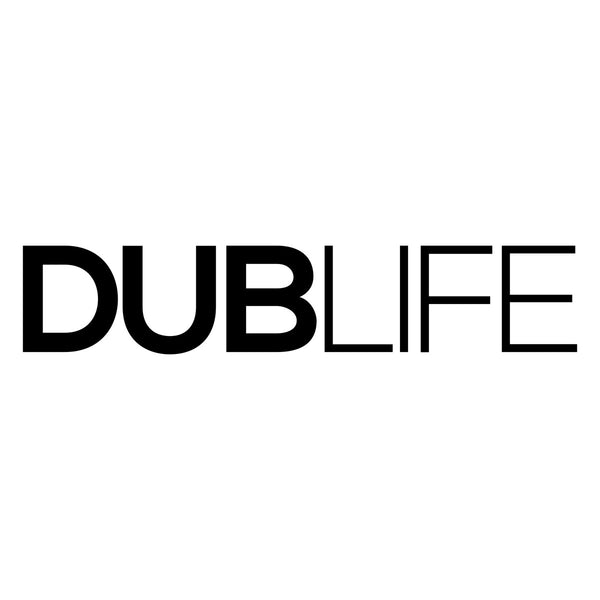 DUB LIFE Car Sticker