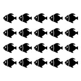 Fish Wall Tile Stickers