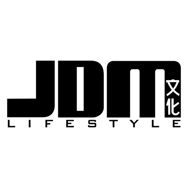 JDM Lifestyle Car Sticker
