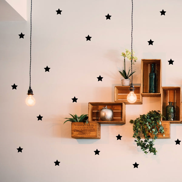 Star Wall Art Stickers