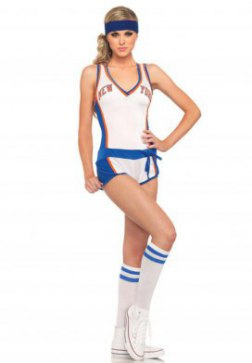Sexy Knicks Costume
