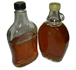 Maple Syruping Bottles