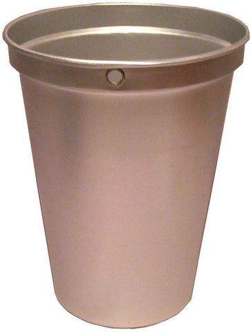 Aluminum Bucket - 2 Gal (Case of 12)