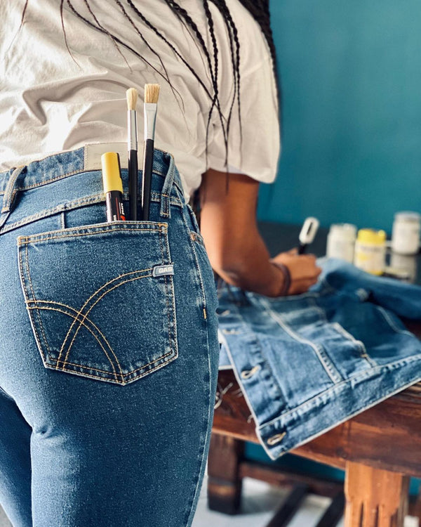 Denim Woman