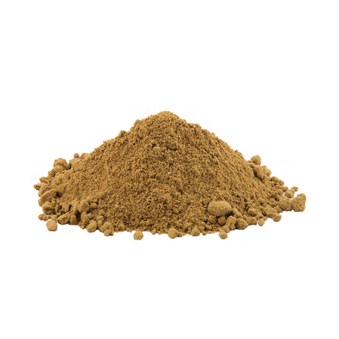 Pomegranate peel Powder from Breezy Kratom has a sweet taste and antioxidants