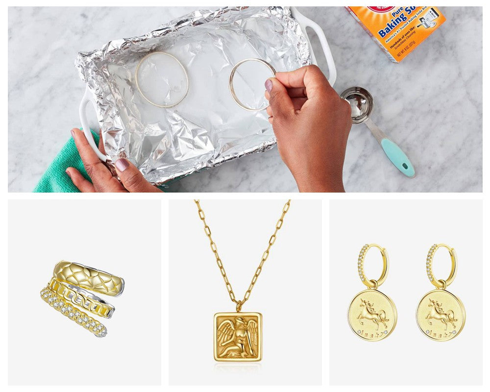 How to Clean Bamoer Gold Plated Jewelry at Home