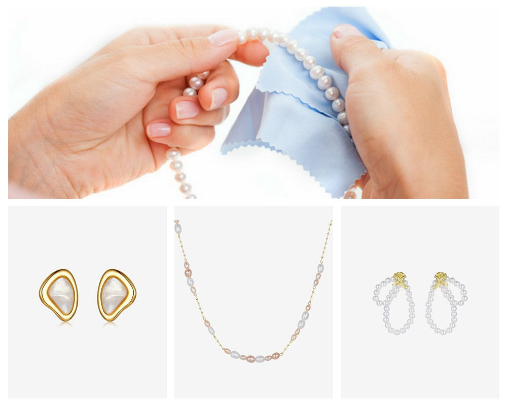 How to Clean Bamoer Pearl Jewelry at Home
