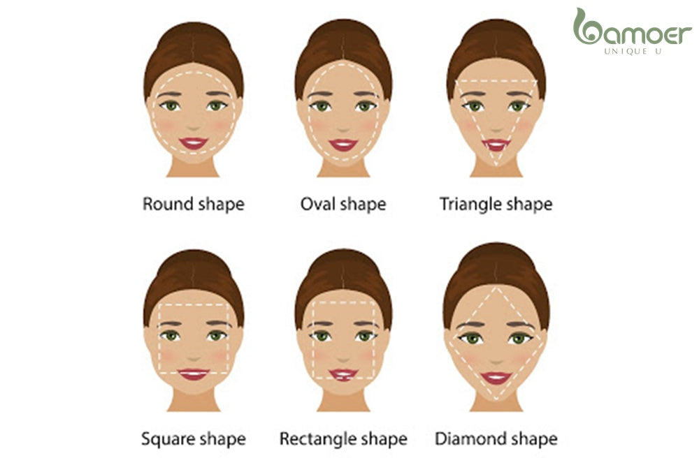 Best Bamoer Earrings Types to Match Your Face Shape