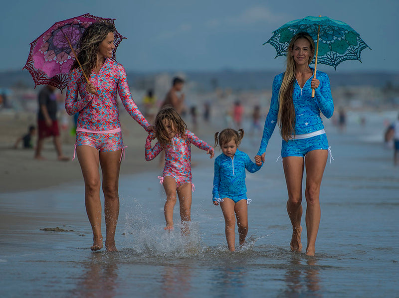 Mommy and Mini Me Sun Protective WaterWear-Launching this Week!!