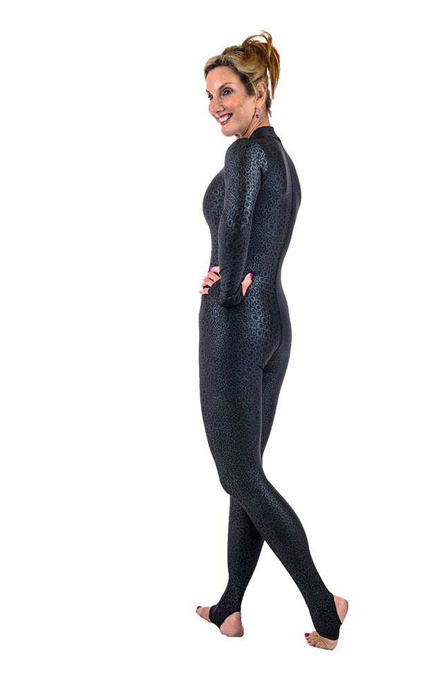 DiveSkins are a UPF 50+ one piece body suit.