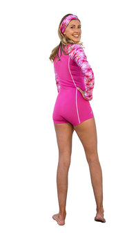 SlipIns Spring Suit - Pipeline Pink