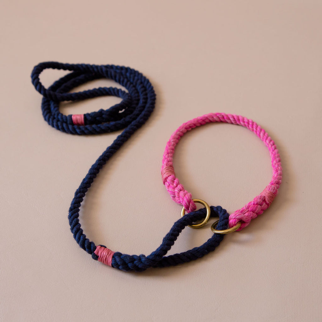 Martingale Rope Lead Petit
