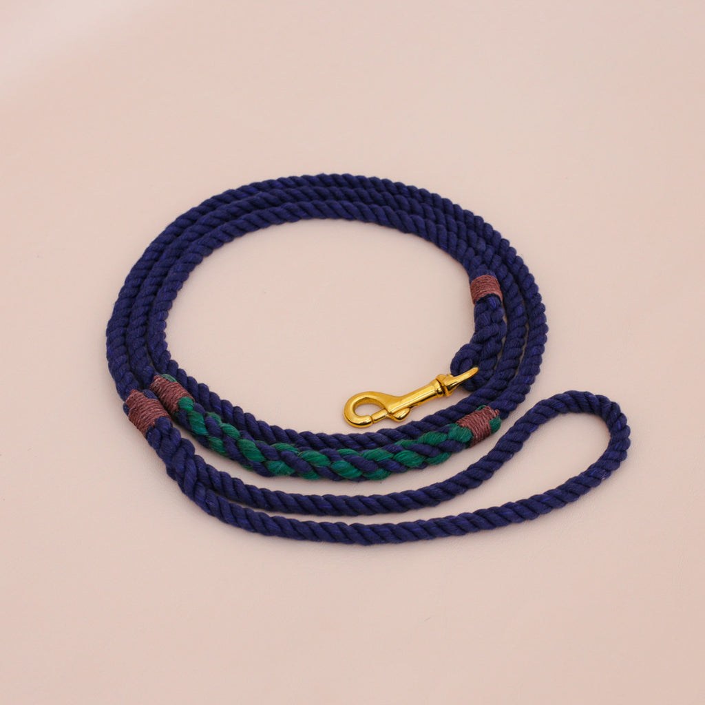 Cruiser-Petit-Leash-Rope-Blue