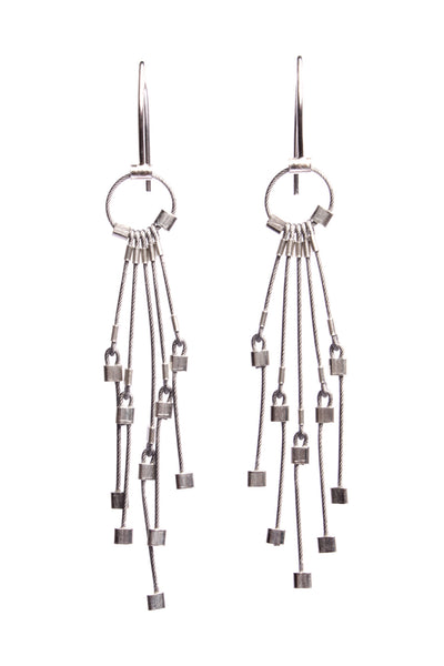Line Segments Earrings