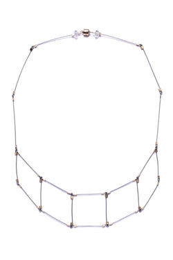 5 Squares Necklace