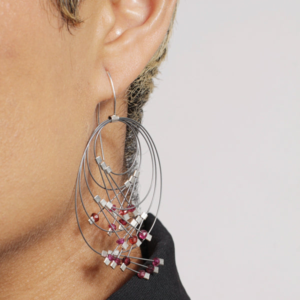 Vertigo Earrings (Large)