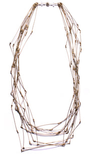 Line Segments Necklace