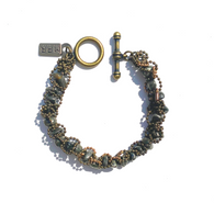 Sea Change Coil Chain Bracelet
