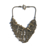 Sea Change Bronze Hanky Necklace