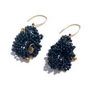 Sea Change Urchin Hook Earrings