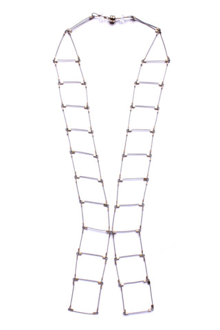 Mini Ladder Necklace