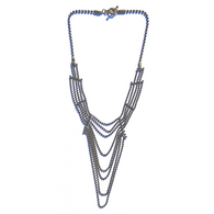 Sea Change Woven Trill Necklace