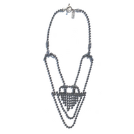 Sea Change Woven Lapin Necklace