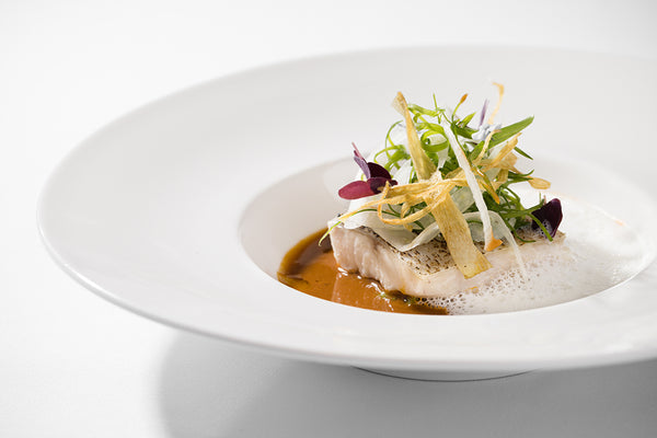 MOTD Chef Jimmy - Le Voyage Orientale - Steamed Daily Market Fish with White Tom Yum Kung Bouillabaisse