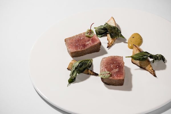 MOTD Chef Jimmy - Le Voyage Orientale - Spring Bamboo Shoots with Beef Tenderloin