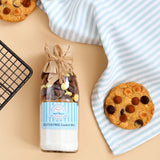 GLUTEN FREE Triple Choc Chip Cookie Mix. Makes 6 or 12 delicious GLUTEN FREE cookies