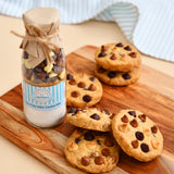 GLUTEN FREE Cookie Mix. Makes 6 or 12 delicious GLUTEN FREE cookies