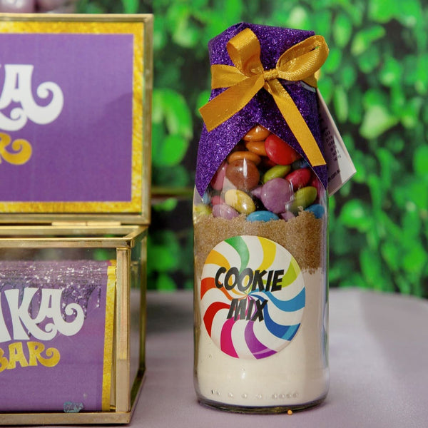 Willy Wonka Cookie Mix. Makes 6 or 12 delicious cookies