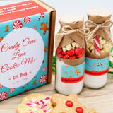 CHRISTMAS Candy Cane Lane Cookie Mix GIFT PACK
