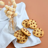 CHOC CHIP Cookie Mix - Traditional | Old Favourite | Yum. Makes 6 or 12 delicious cookies