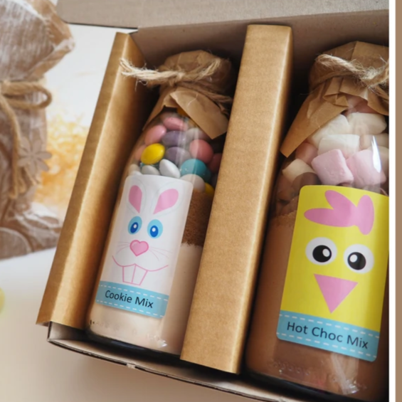 Easter Bunny & Friends Cookie Mix Gift Pack