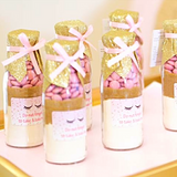 "DO-NUT Themed ""Take & Bake"" Cookie Mix Party Favours"