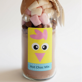 "EASTER ""Friend"" Hot Chocolate Mix. Makes 2 or 4 decadent mugs"
