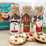 CHRISTMAS - FRIENDS OF XMAS Cookie Mix Gift Pack. Contains 3 small Cookie Mixes