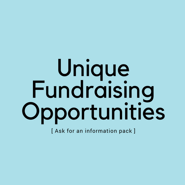 Unqiue Fundraising Opportunity