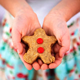 Gingerbread Dream Cookie Mix. Makes 6 or 12 delicious gingerbread man cookies