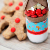 CHRISTMAS - Gingerbread Dream Cookie Mix. Makes 6 or 12 delicious gingerbread man cookies