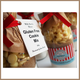 CHRISTMAS GLUTEN FREE Cookie Mix. Makes 6 or 12 gluten free cookies