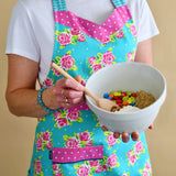 Baking Box Signature - Vintage Rose Apron