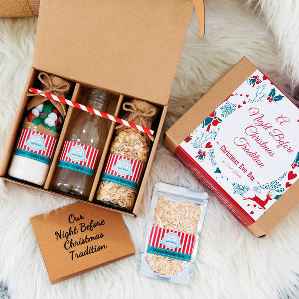 NIGHT BEFORE CHRISTMAS Cookie Mix Gift Pack. A family tradition.