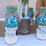 Baby Shower Cookie Mix Gifts - Boys