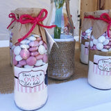 Baby Shower Cookie Mix Gifts - Girls