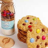 RAINBOW OAT Cookie Mix - Crunchy | Chewy | OMG. Makes 6 or 12 delicious cookies