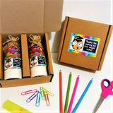 SMART COOKIES - Teacher Appreciation Gift Pack. Contains 2 small cookie mixes